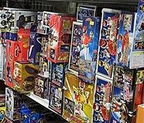 玩具屋・模型店・駄菓子屋